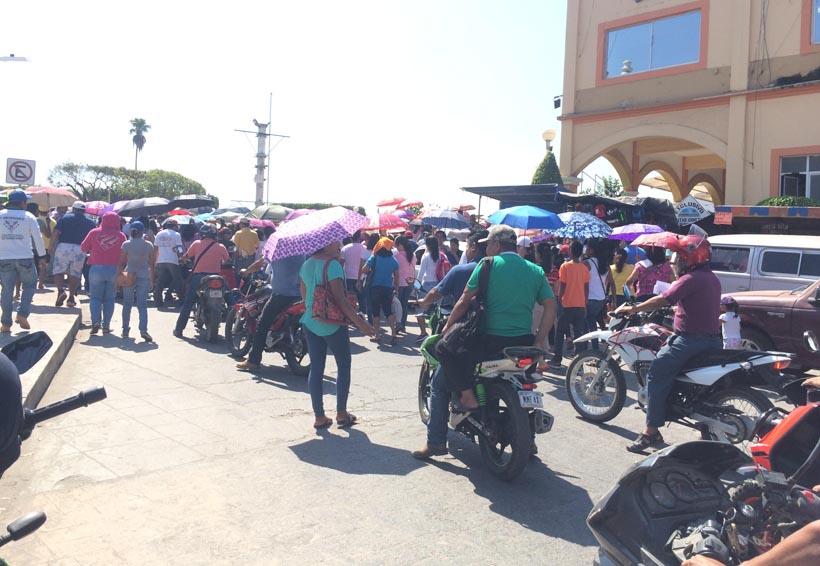 Protesta S-22  en la Costa contra Reforma