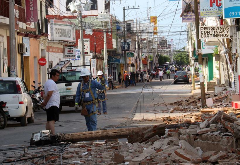 Segundo censo de damnificados da inicio en el Istmo de Tehuantepec | El Imparcial de Oaxaca