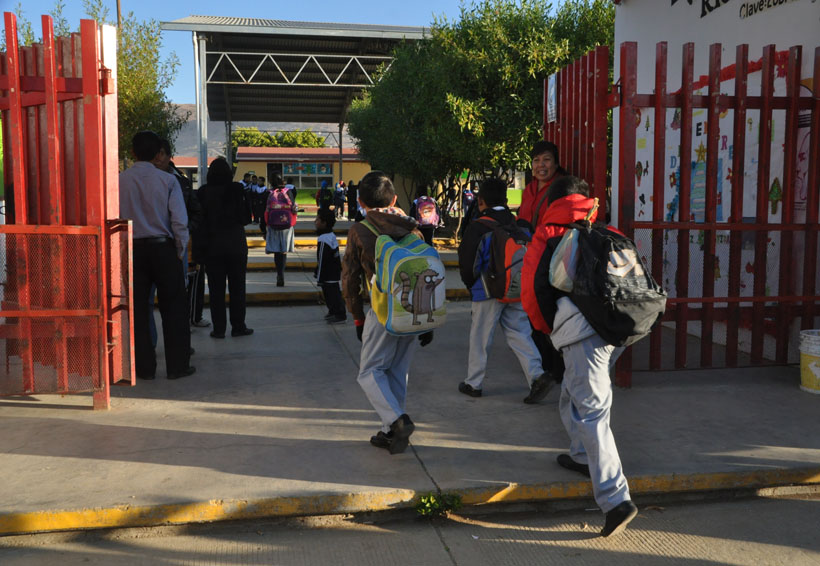 Reporta IEEPO 75% de escuelas abiertas | El Imparcial de Oaxaca