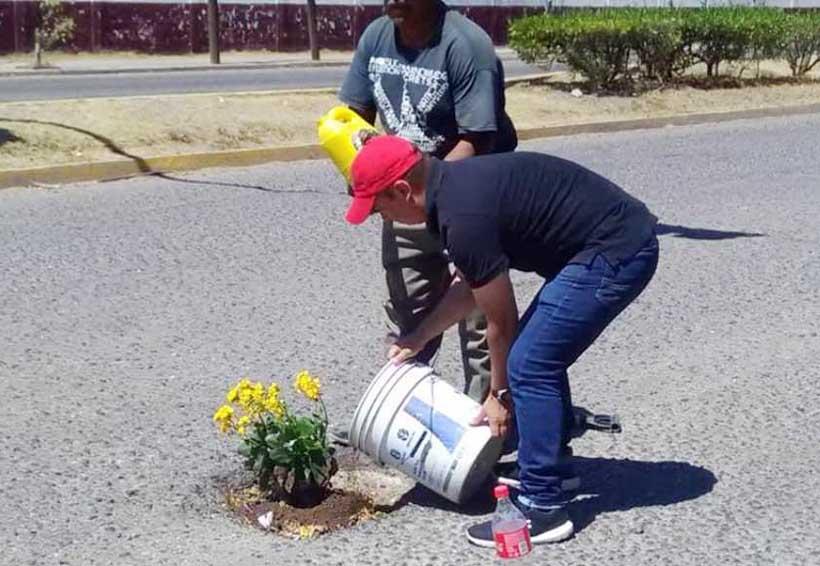 Rehabilitarán las  calles en Huajuapan de León, Oaxaca