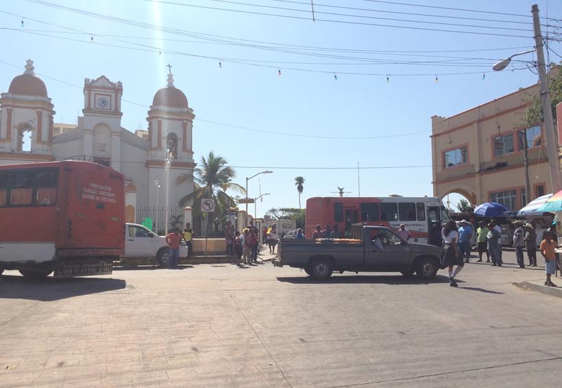 Repudian en Collantes orden del  Tribunal Estatal Electoral de Oaxaca