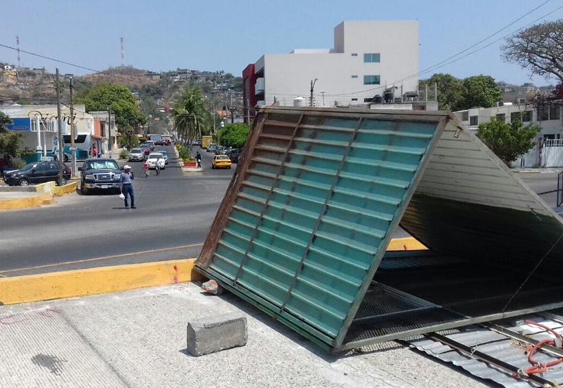 Reubican a caseteros en la zona centro de Salina Cruz, Oaxaca | El Imparcial de Oaxaca