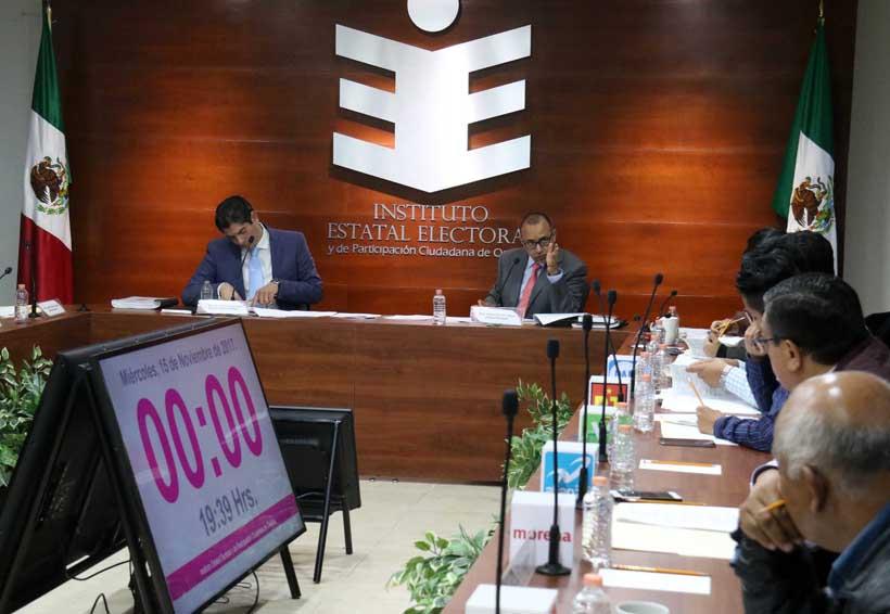 Avanza IEEPCO en revisión de independientes en Oaxaca | El Imparcial de Oaxaca