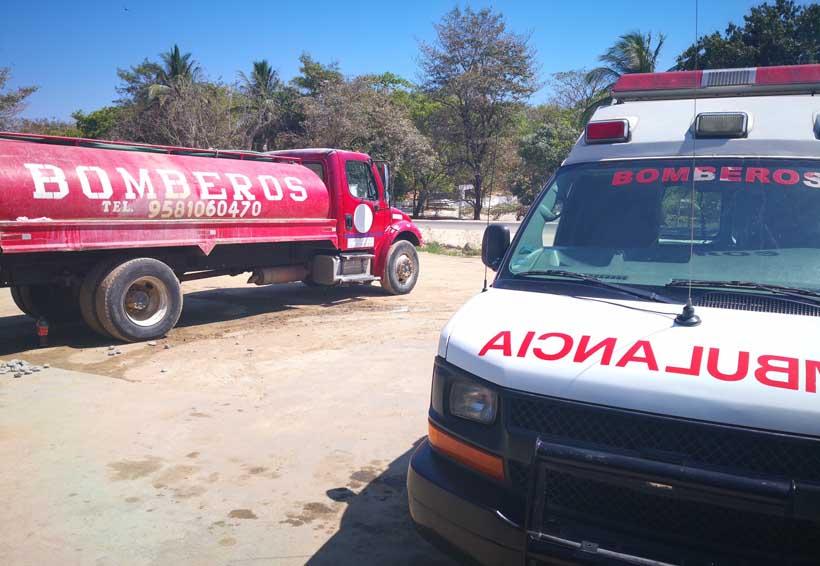 Se esperan fuertes incendios forestales en la Costa de Oaxaca