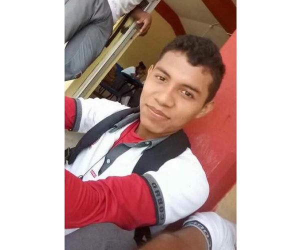 Solicita donadores de sangre para joven de Pinotepa Nacional, Oaxaca