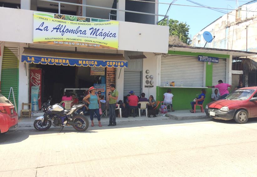 Toma S-22 oficinas  de la delegación  de Servicios  Educativos del IEEPO en la Costa de Oaxaca