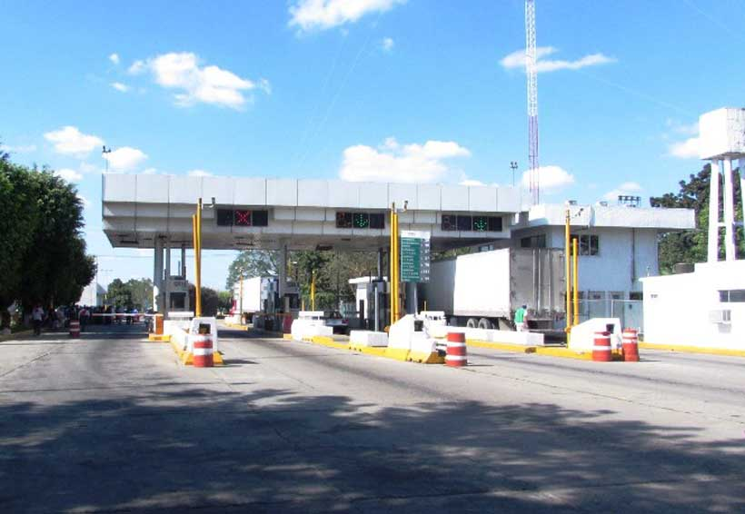 Tuxtepec recibe 7 mdp de casetas de peaje   El Imparcial de Oaxaca