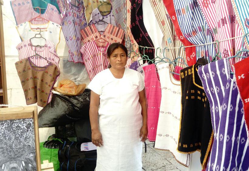 Vende sus telares para reconstruir su  casa dañada por sismo | El Imparcial de Oaxaca