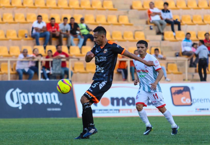 Alebrijes de Oaxaca derrota a Cimarrones