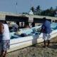 Desaparecen tres tiburoneros de Puerto Ángel, Oaxaca