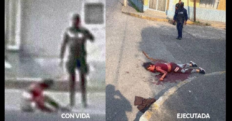 Con fotografía revelan que policías en Veracruz pudieron ejecutar a las adolescentes | El Imparcial de Oaxaca