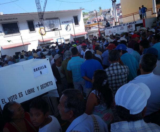 Piden elección agraria en la costa de Oaxaca