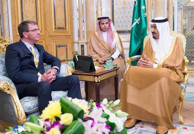 Irán 'ayuda' a mejorar las relaciones entre Arabia e Israel | El Imparcial de Oaxaca