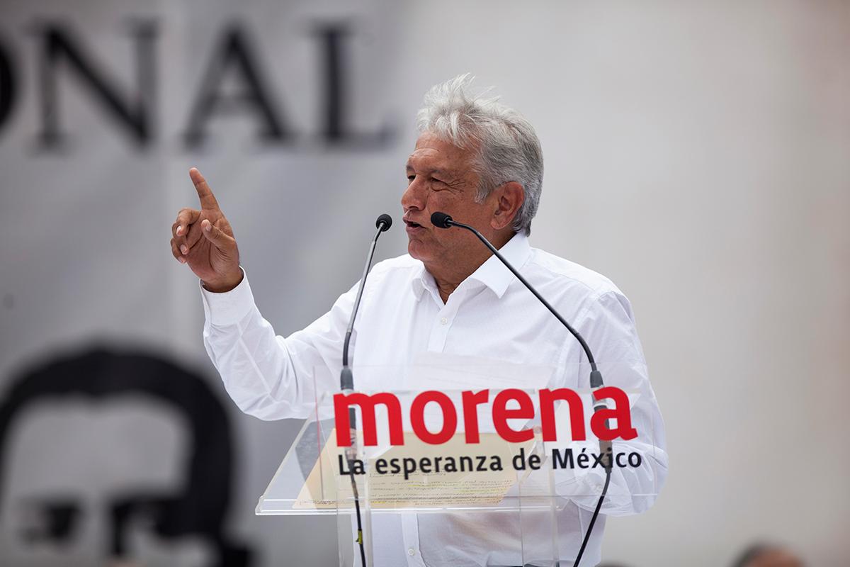 AMLO pide no comprar votos o usar dinero ilícito para beneficiar candidatos | El Imparcial de Oaxaca