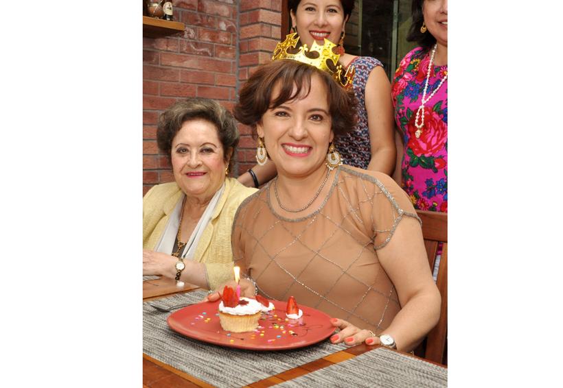 Cumpleaños de Ana Rosa