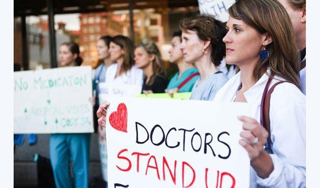 En Canadá, médicos protestan porque les aumentaron el sueldo | El Imparcial de Oaxaca