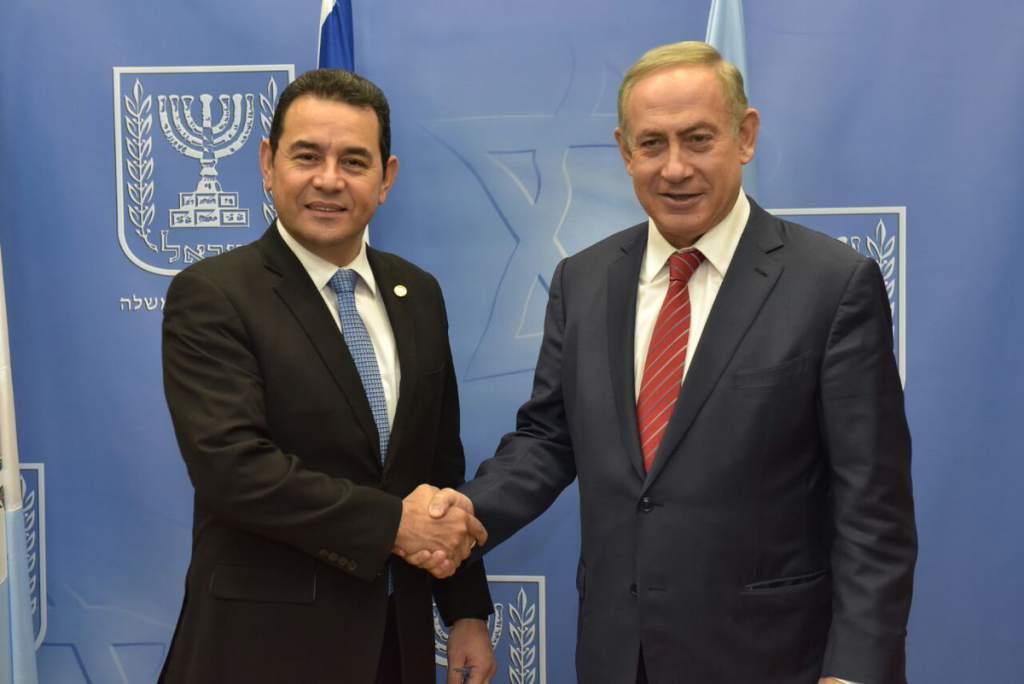 Embajada de Guatemala será trasladada a Jerusalén en mayo | El Imparcial de Oaxaca
