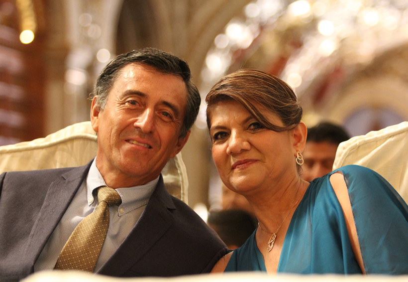 Águeda y José Antonio entrelazan sus destinos