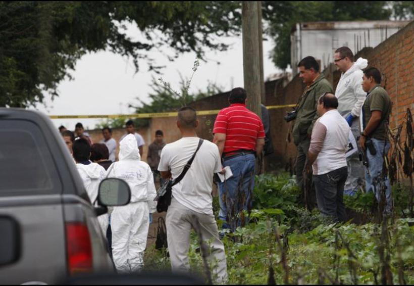 Hallan cadáver envuelto en cobijas | El Imparcial de Oaxaca