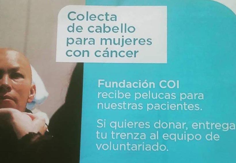 Una trenza, una sonrisa; apoyan a personas con cáncer | El Imparcial de Oaxaca