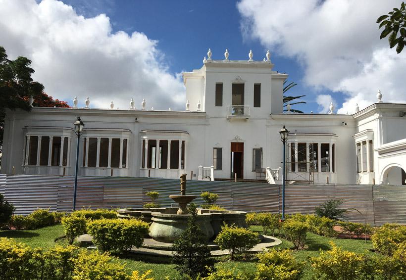 Está listo el Frontispicio | El Imparcial de Oaxaca