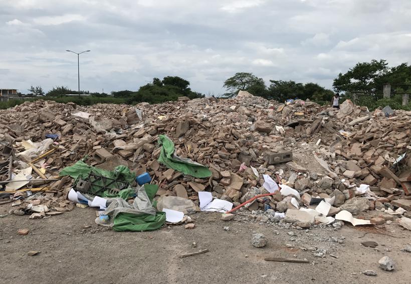 Damnificados de Oaxaca exigen reconstrucción digna | El Imparcial de Oaxaca