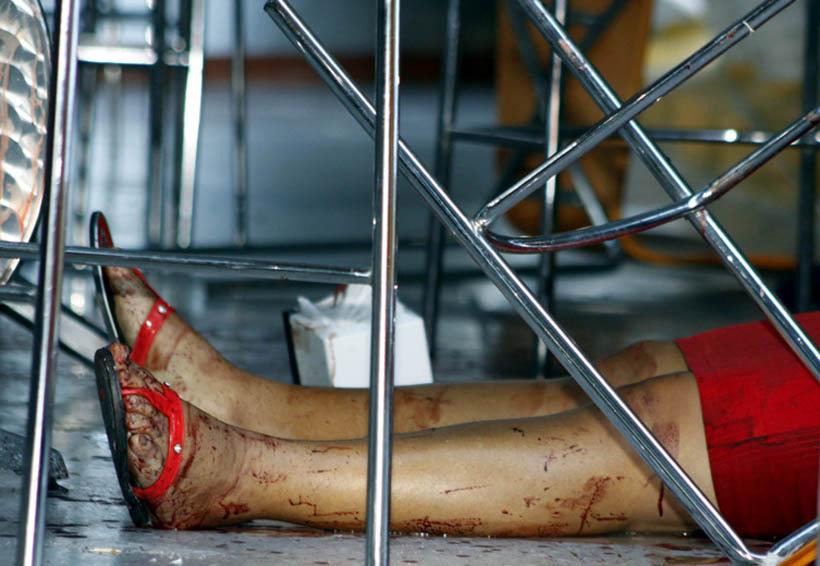 Asesinan de 15 puñaladas a una joven en Salina Cruz #Oaxaca