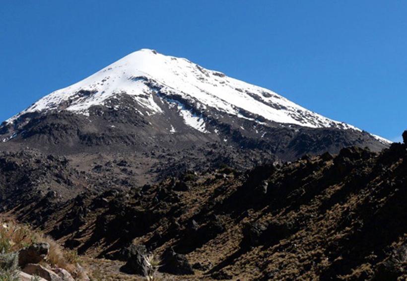 Dron encuentra adoratorio en el Pico de Orizaba   El Imparcial de Oaxaca