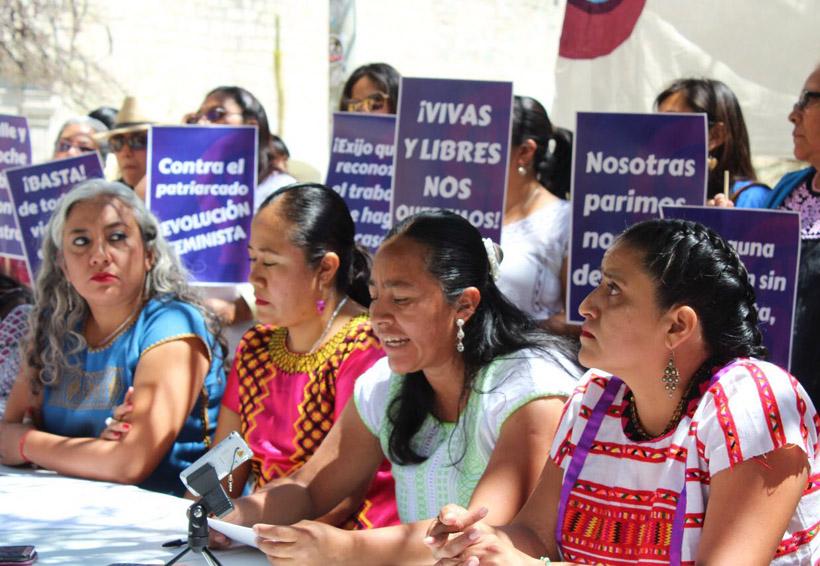 Anuncian huelga feminista este 8 de marzo en Oaxaca | El Imparcial de Oaxaca