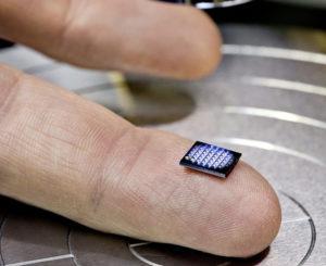 IBM presenta la computadora más pequeña del mundo