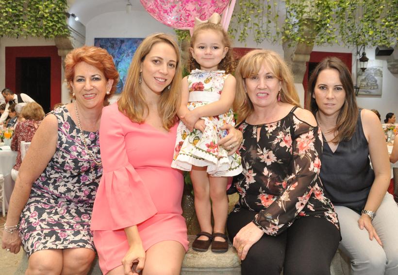 Baby shower para Ana Cristina