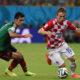Croacia convoca a todas sus estrellas para partido contra México