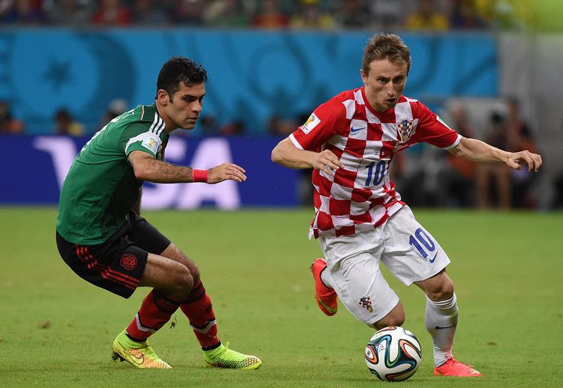 Croacia convoca a todas sus estrellas para partido contra México | El Imparcial de Oaxaca