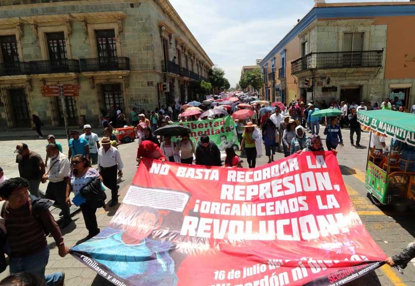 Convoca Sección 22 a  movilización de 72 horas | El Imparcial de Oaxaca