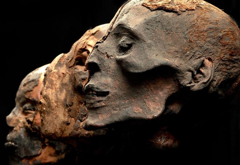 Descubren dos momias con tatuajes de hace 5.000 años en Egipto | El Imparcial de Oaxaca