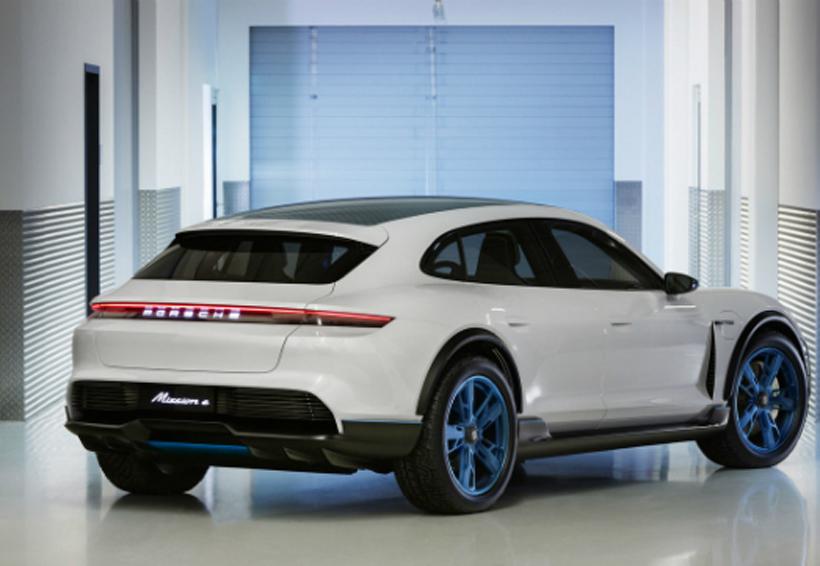 Porsche podría ganarle la carrera al Tesla Model X | El Imparcial de Oaxaca