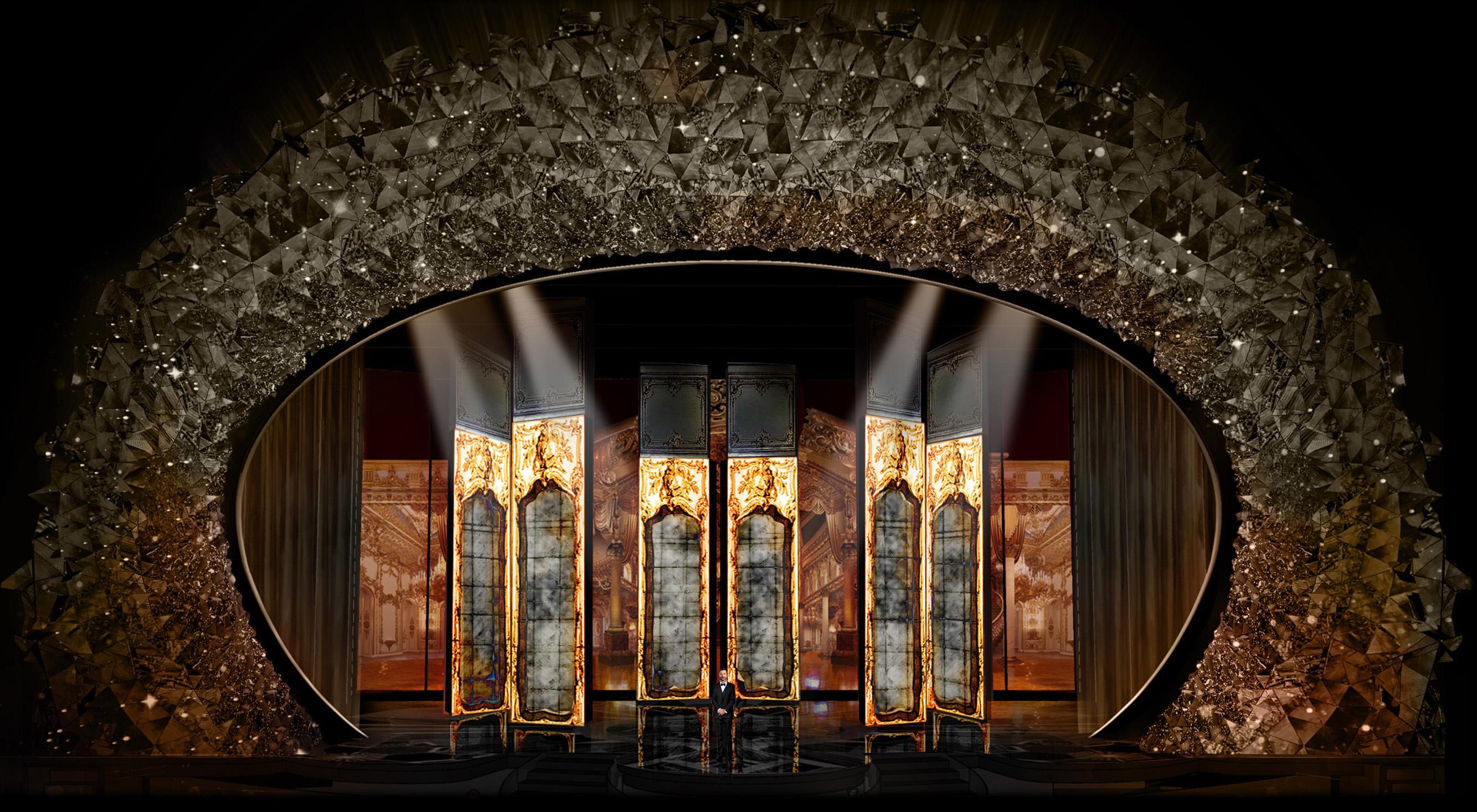 Millones de cristales Swarovski adornarán los Óscares | El Imparcial de Oaxaca