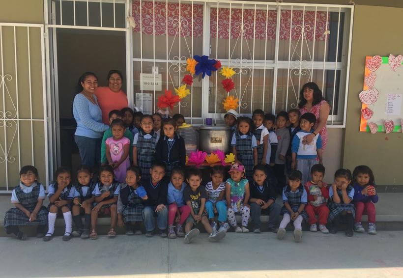 Pequeños  samaritanos | El Imparcial de Oaxaca