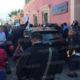 Padres de familia de la Técnica 1 bloquean calles en Oaxaca
