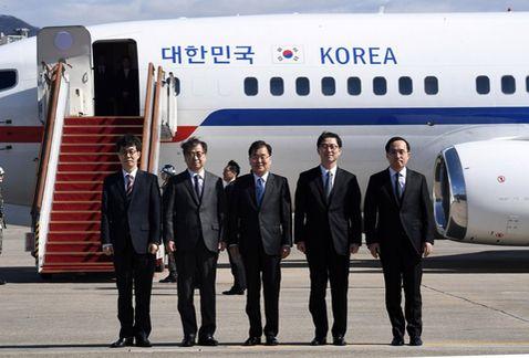 Líder norcoreano recibe a delegación de Corea del Sur | El Imparcial de Oaxaca