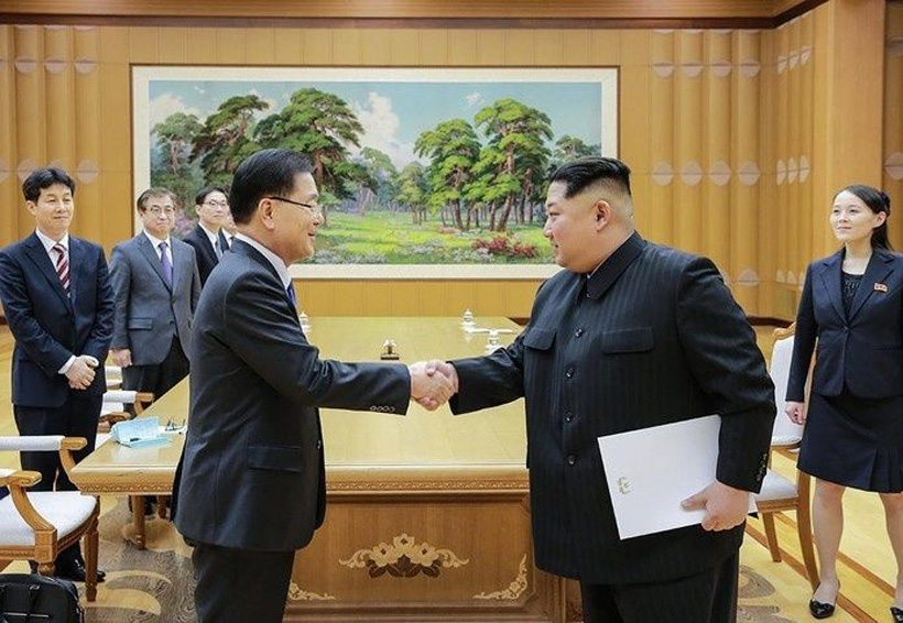 Kim Jong-un busca la reunificación de las dos Coreas, un acuerdo de paz | El Imparcial de Oaxaca
