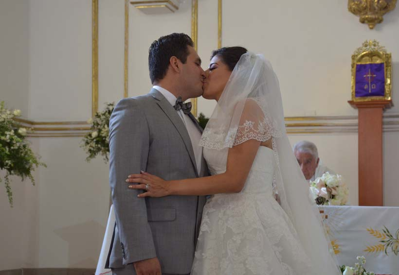 Azahares para Manuel y Daniela
