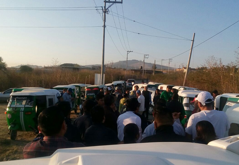 En Oaxaca, grupos violentos imponen su ley | El Imparcial de Oaxaca