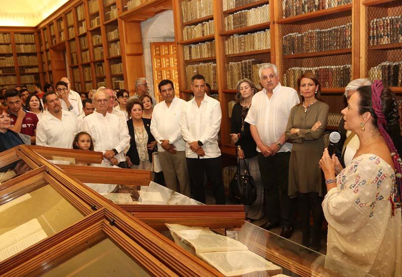 UABJO se afirma ante UNESCO como resguardo de más de 5 siglos de historia
