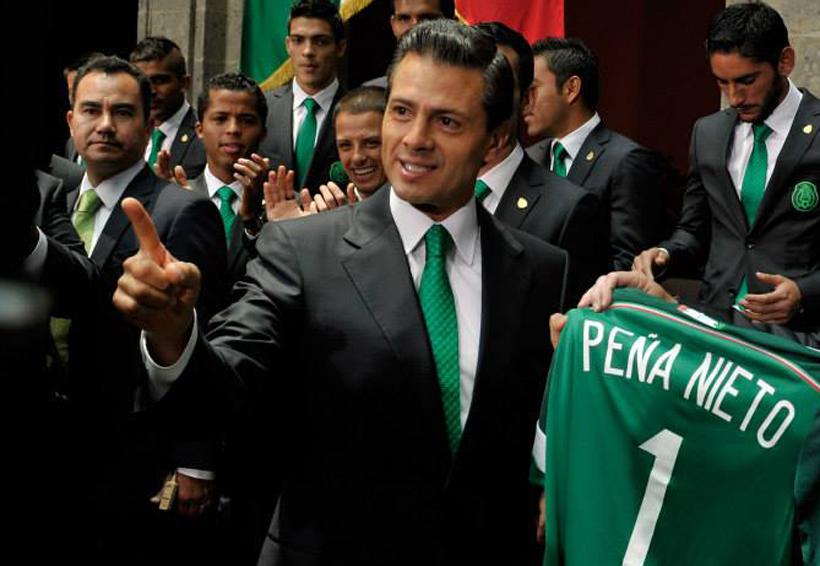 EPN asegura que estará pendiente de México en el Mundial y no de la jornada electoral | El Imparcial de Oaxaca