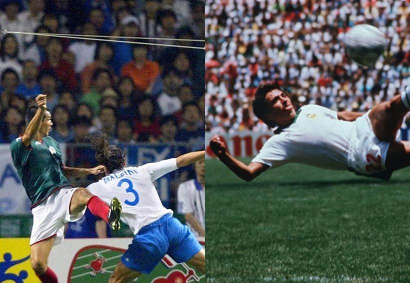Goles de Negrete y Borgetti nominados a mejor gol en la historia de los Mundiales | El Imparcial de Oaxaca