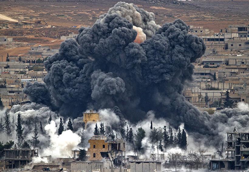 Así reacciona el mundo ante el ataque a Siria | El Imparcial de Oaxaca