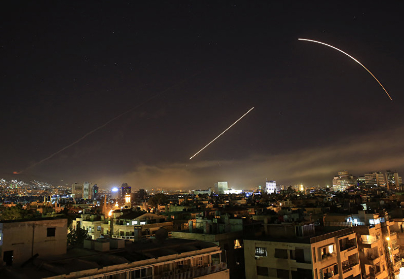 Siria destruyó 71 de 103 misiles durante ataque occidental: Rusia | El Imparcial de Oaxaca