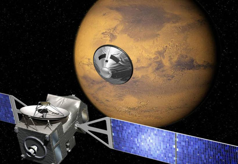 Misión ExoMars descubrirá cosas inéditas de Marte | El Imparcial de Oaxaca