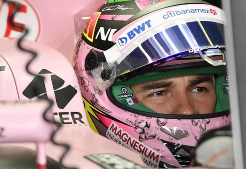 Sergio Pérez decepciona en el Gran Premio de China; posición 12 | El Imparcial de Oaxaca